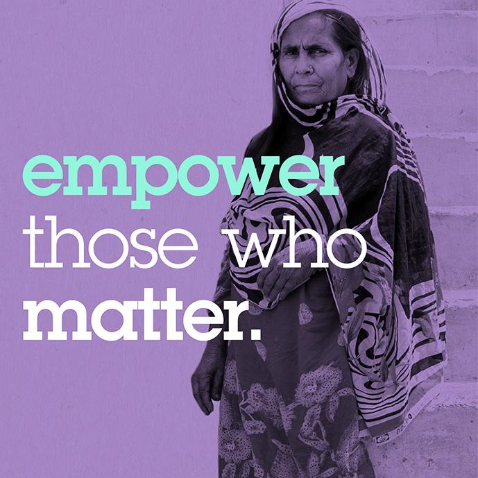 Technology + Women Empowerment: WeSMS